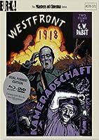 Westfront 1918/Kameradschaft - The Masters of Cinema Series - Subtitled
