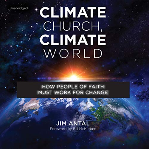 Climate Church, Climate World audiobook cover art