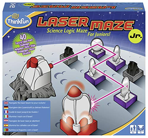 ThinkFun 76348 - Laser Maze™ Junior