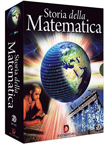 Storia Della Matematica (Box 3 Dvd)