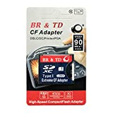 BR & TD SD CF Card Adapter Wireless WiFi SD Card...