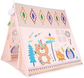 JBHURF Tente pour Enfants Tente de Jeu Baby Intérieur Enfants Jeux Jeux Princess House Enfants Enfants Indien Adapté aux g...