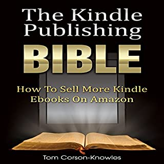 The Kindle Publishing Bible audiobook cover art