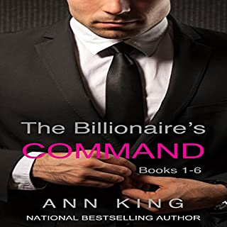 The Billionaire's Command: Boxed Set Volumes 1-6 (The Submissive Series) audiobook cover art