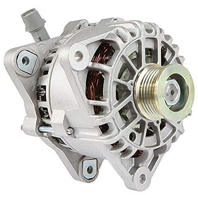 DB Electrical AFD0091 New Alternator For Ford Focus 2.0L 2.0 00 01 02 03 04 2000 2001 2002 2003 2004 Dohc 8260 334-2504 112958 1S41-10300-AA 98AB-10300-EB 98AZ-10346-EA 98AZ-10346-EARM 1-2349-01FD
