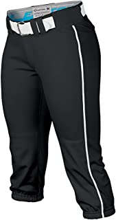 EASTON PRO Softball Pant | 2021 | Women's | Piped | Pro Style Belt Loops