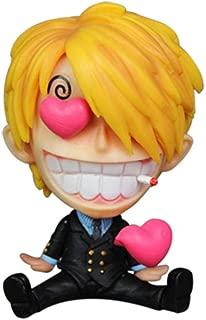 JUZIPI One Piece Treasure Cruise World Anime Figures Model Collection (Sanji)
