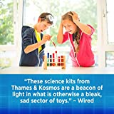 Thames & Kosmos Chem C2000 (V 2.0) Chemistry Set   Science Kit with 250 Experiments and 128 Page Lab Manual, Student Laboratory Quality Instruments & Chemicals   Parents' Choice Silver Award Winner