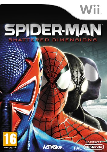 Spider Man : shattered dimensions [import anglais]