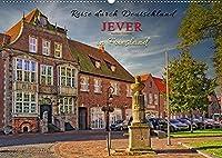 Reise durch Deutschland - Jever in Friesland (Wandkalender 2022 DIN A2 quer): Auf den Spuren des Fraeuleins Maria von Jever, die den Grundstock fuer dieses Kleinod nahe der Nordseekueste legte. (Monatskalender, 14 Seiten )