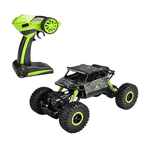 hapinic RC Car 4WD 2.4Ghz 1/18...