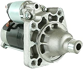 DB Electrical Snd0544 Starter for Chrysler Town Country 3.3 3.3L 3.8 3.8L 06 07 08 09 10 / Pacifica 06-08 Grand Caravan 06-10 / Jeep Wrangler 09-11 / Volkswagen Routan (09-10)