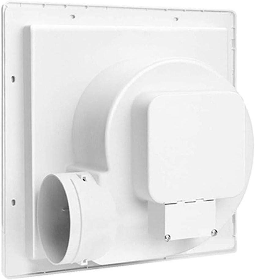 JJZXT Extractor - Baño tubería Tipo de Techo silencioso Ventilador de ventilación Extractor Potente