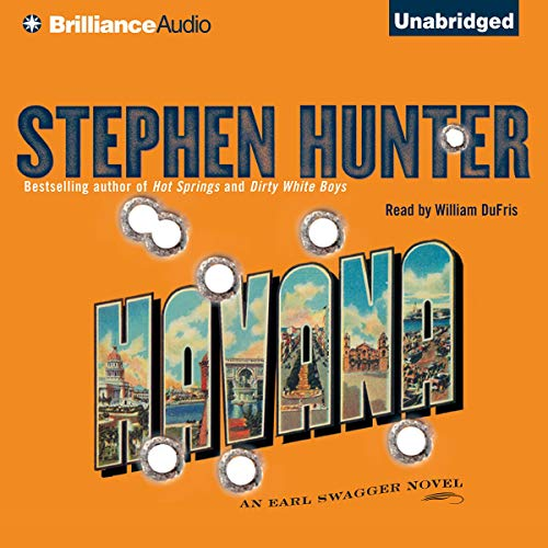 Havana Audiobook By Stephen Hunter cover art