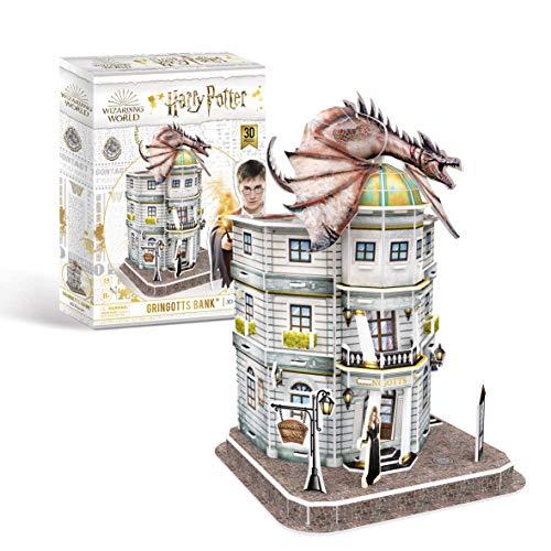 HP Daigon Alley Gringotts 3D Puzzle