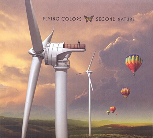 Flying Colors: Second Nature (Audio CD (Digipack))