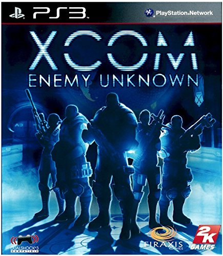 XCOM Enemy Unknown PS3 Import mit deutscher Sprachausgabe