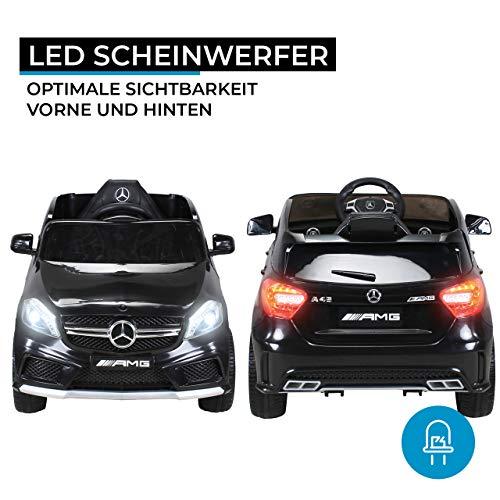 E-Auto für Kinder  Mercedes Benz AMG A45 Bild 4*