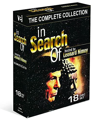 In Search Of... The Complete Series: Leonard Nimoy, Rod Serling, Mitch Pileggi