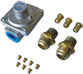 Cal Flame 089245002352 Propane to Natural Gas Conversion Kit, Stainless Steel
