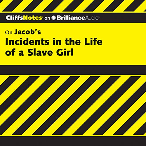 Incidents in the Life of a Slave Girl: CliffsNotes audiobook cover art