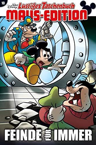 Lustiges Taschenbuch Maus-Edition 10: Feinde für immer