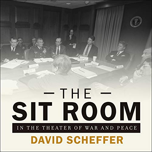 The Sit Room audiobook cover art