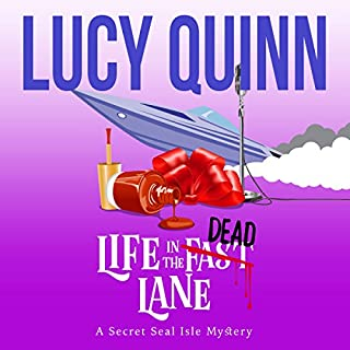 Life in the Dead Lane audiobook cover art