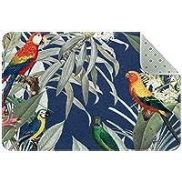 エリアラグ軽量 多くの鳥 フロアマットソフトカーペットチホームリビングダイニングルームベッドルーム