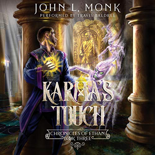 Karma's Touch cover art
