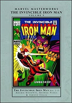 MARVEL MASTERWORKS: The Invincible Iron Man Vol 5 - Book #107 of the Marvel Masterworks