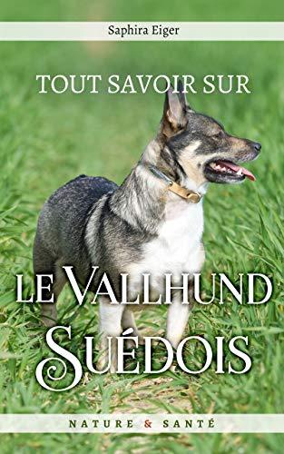 Couverture du livre Tout Savoir sur le Vallhund Suédois (Mon Ami Le Chien)