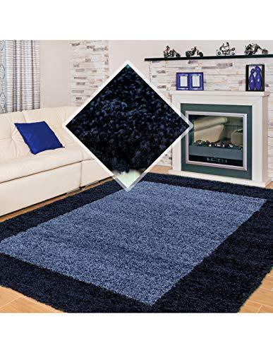 Carpet 1001 Alfombra lanuda, Pelo Largo, Pelo Largo, Alfombra Peluda de salón,...