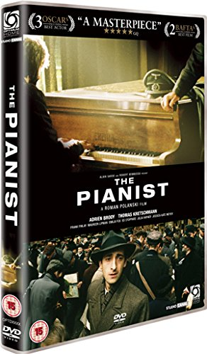 The Pianist [Import anglais] [DVD]