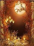 Fondos de fotografía Personalizados de Vinilo Prop Fairy TaleFondo de fotografía DF20702-11 A2 1.5x1m