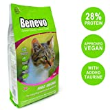 Benevo Katzenfutter Vegan, (1 x 2 kg)
