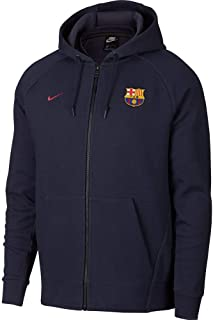 Nike FC Barcelona Men's Full-Zip Hoodie