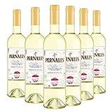 Pernales Chardonnay - Pack 6 botellas de 75 cl - Vino blanco D.O.'Sierras de Málaga'