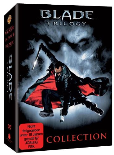 Blade Trilogy Box - The Ultimate Collection (uncut)