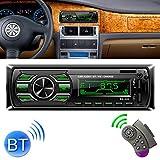 Cámara frontal y cámara trasera Car Stereo Radio Reproductor de audio MP3 con control remoto, la llamada/FM/SD del apoyo de manos libres Bluetooth USB /