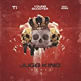 Young Scooter'Jugg King Remix' feat T.I & Rick Ross Poster Print Decor Gift