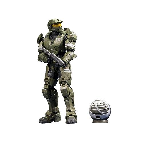 Microsoft Bungie Halo Master Chief Spartan Solider Mini Figure Compatible