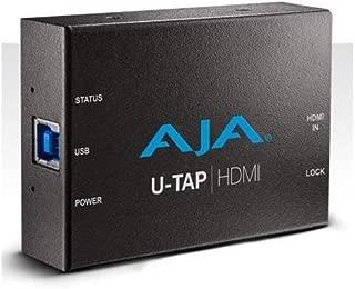 AJA U-TAP HDMI Simple USB 3.0 Powered HDMI