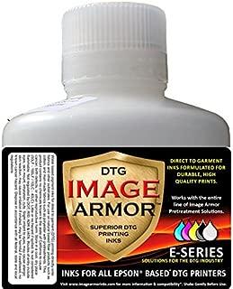 Image Armor DTG Garment Printer Ink, Liter, White