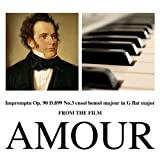 Impromptu, Op. 90 D899, No. 3 ensol bémol majeur in G Flate major (From the film 'Amour')