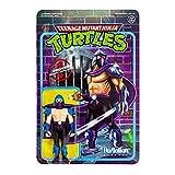 Teenage Mutant Ninja Turtles TMNT ReAction Figure - Shredder (4' Figure)