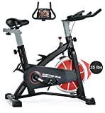 Best Spinning Bikes - SYRINX Indoor Cycling Bike-Belt Drive Indoor Exercise Bike,Stationary Review