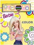 Barbie Color + Crayons