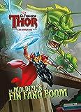 El poderoso Thor. Los orígenes. La maldición de Fin Fang Foom: Cuento (Marvel. Los Vengadores)