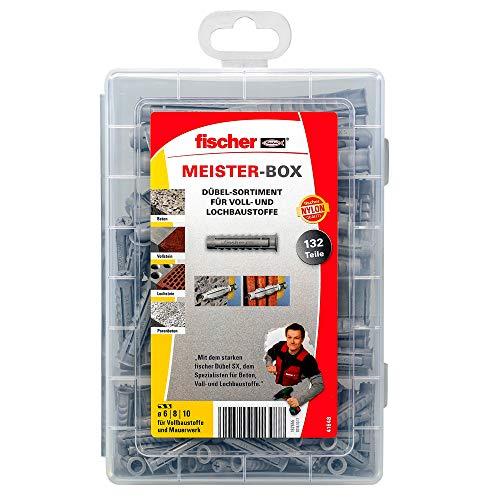 Fischer - 416481 - conjunto de anclajes de plástico